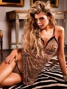 Nattlinne leopard