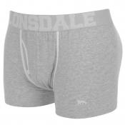 Lonsdale Trunk kalsonger grå 2-pack