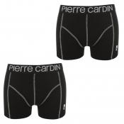 Pierre Cardin kalsonger 2-pack svart