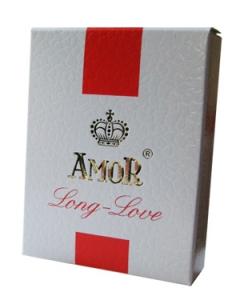 Kondomer Amor Long Love 3-pack