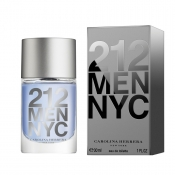 Carolina Herrera 212 NYC men edt 30ml