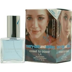 Mary Kate & Ashley Olsen - Coast to Coast LA EdT 30 ml