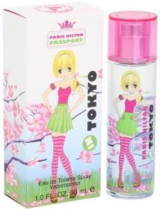 Paris Hilton Passport in Tokyo edp parfym 30ml