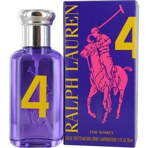 Ralph Lauren Big Pony 4 women Purple edt 50ml