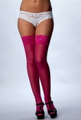 Stockings Laila-Cerise