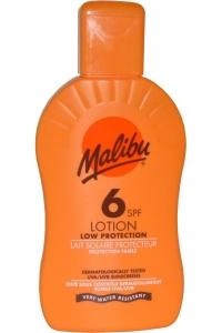Malibu solskyddskräm SPF 6 200ml